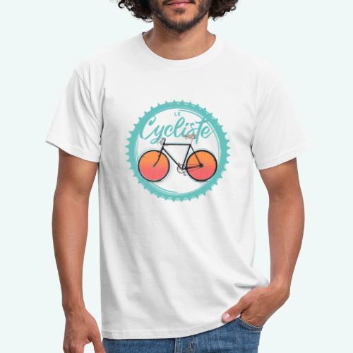Le Cycliste - Männer T-Shirt