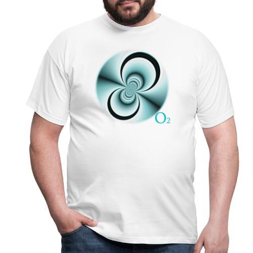 O2 djf - Camiseta hombre
