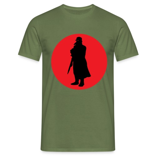 Soldier terminator military history army ww2 ww1 - Men's T-Shirt