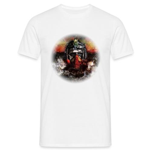 nur Bild maske neu - Männer T-Shirt