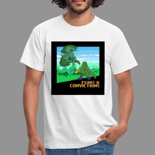 Fears and convictions (Chiptune) - T-shirt herr