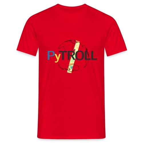light logo spectral - Men's T-Shirt