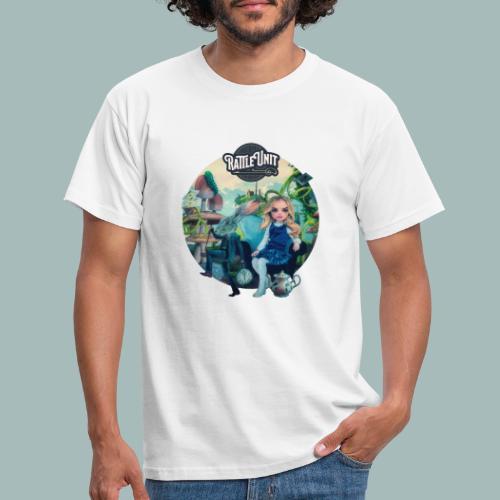 Letting Go Merch - Mannen T-shirt