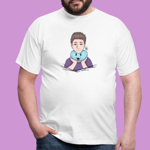 aweber804 | lila - Männer T-Shirt
