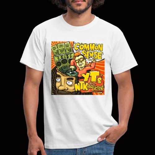 Common Sense Artwork - Men's T-Shirt