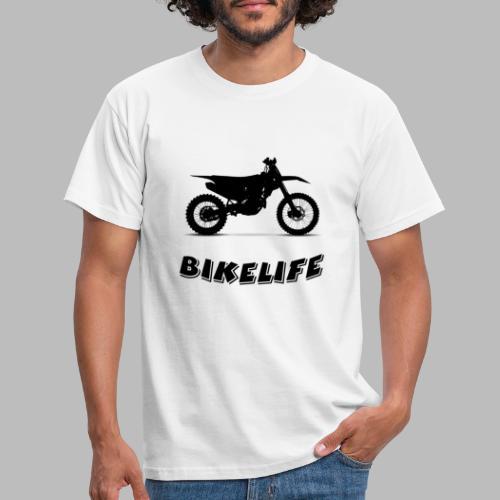 Bikelife - T-shirt herr