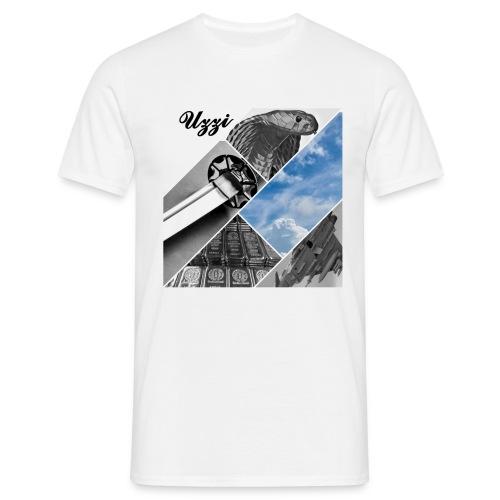 Uzzi air - Männer T-Shirt