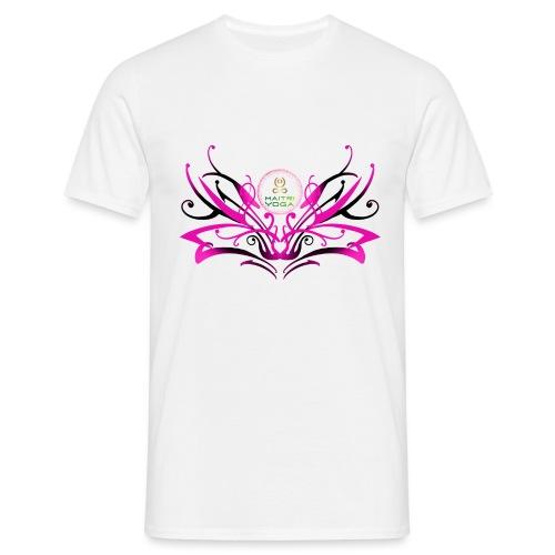 ButterFly MaitriYoga - T-shirt Homme
