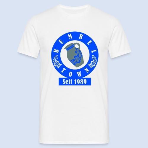 Bembeltown seit 1989 - #HessenShop #Frankfurt - Männer T-Shirt