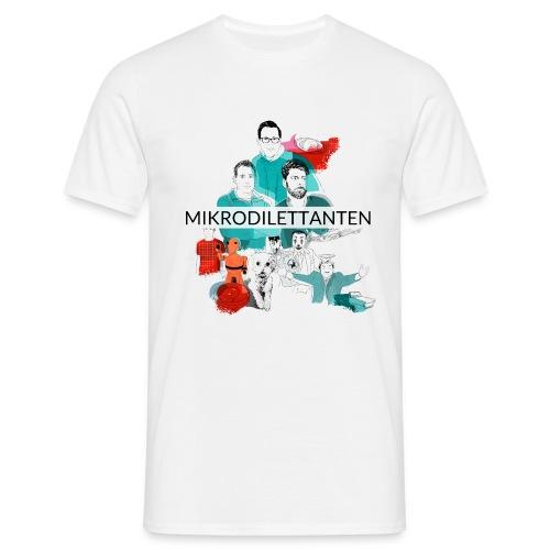 Mikrodilettanten - Männer T-Shirt