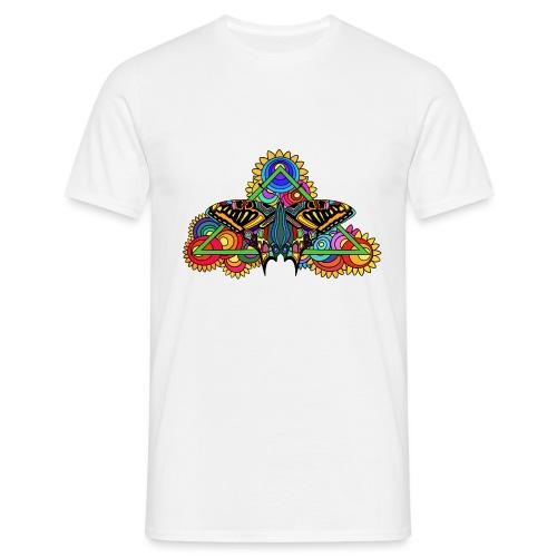 Happy Butterfly! - Männer T-Shirt