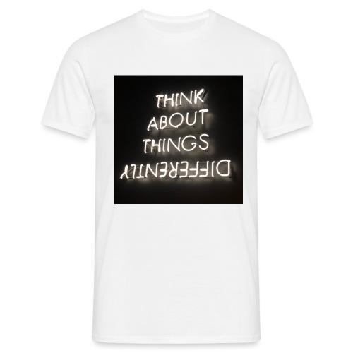 Te hard line - Camiseta hombre