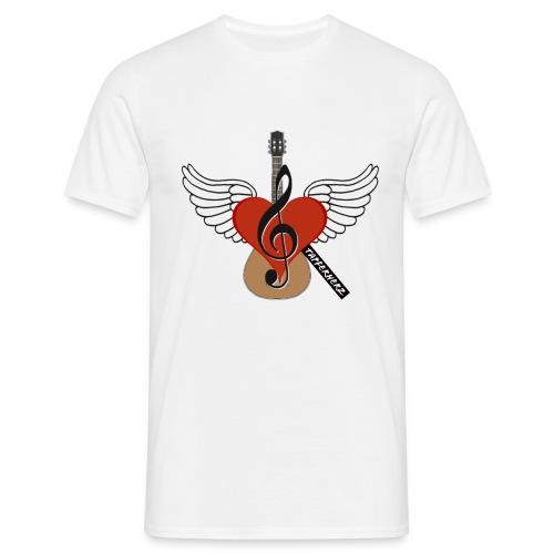 Tapferherz Musik - Männer T-Shirt