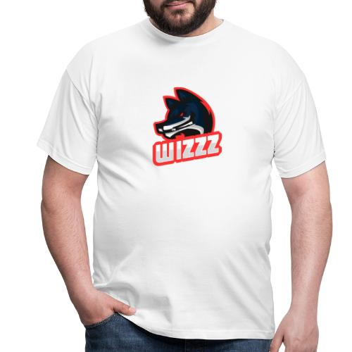 wizzz game logo - Mannen T-shirt