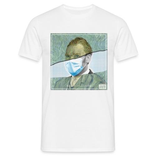 Vincent Van Covid - T-shirt Homme