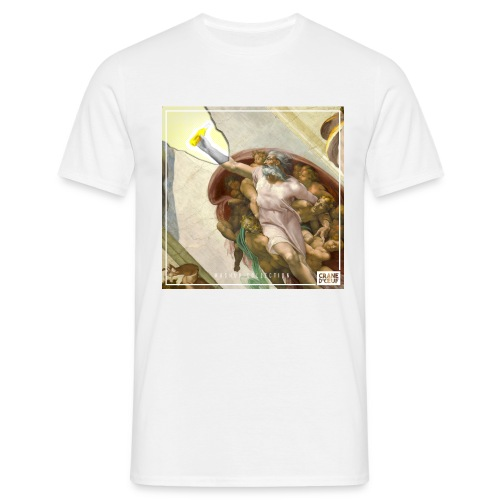 The Creation of Beer - T-shirt Homme