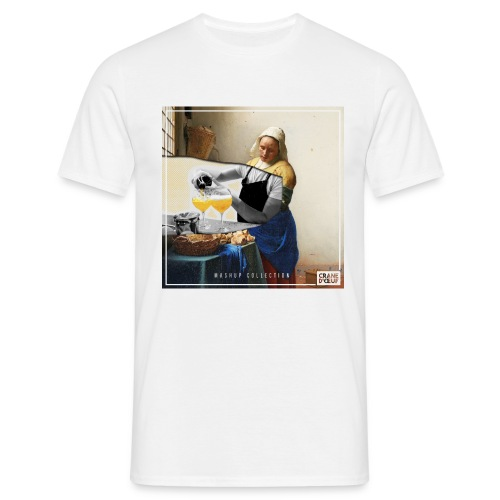 The Barmilkmaid - T-shirt Homme