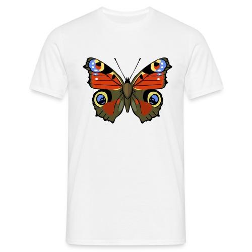 vlinder1_d - Mannen T-shirt