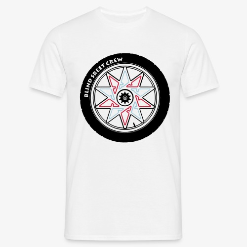 Blind Street Crew BMX - Maglietta da uomo
