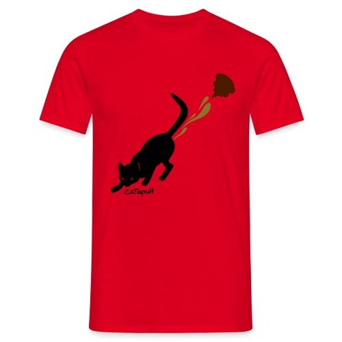 Catapult - Mannen T-shirt