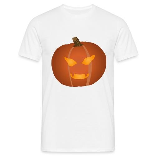 Pumpkin - T-shirt herr