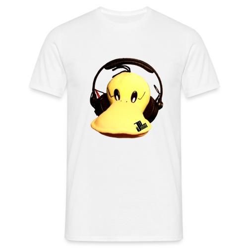 Jaques Raupé Ente - Männer T-Shirt