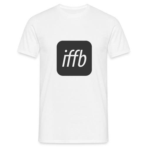 iffb logoonly quad - Männer T-Shirt