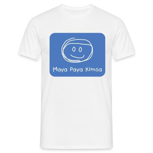 Maya Paya Kimsa - Männer T-Shirt