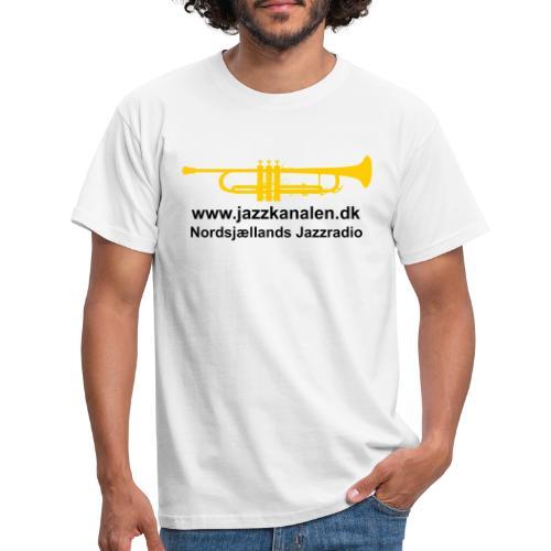 Den gyldne Jazztrompet - Herre-T-shirt