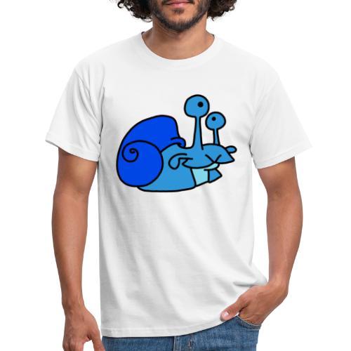 Schnecke Nr 79 von dodocomics - Männer T-Shirt