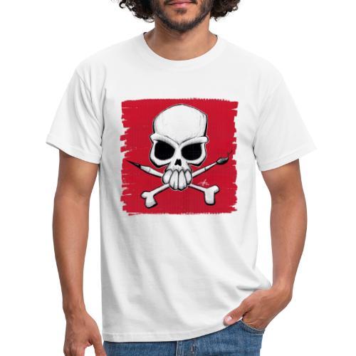 schädel2020 - Männer T-Shirt