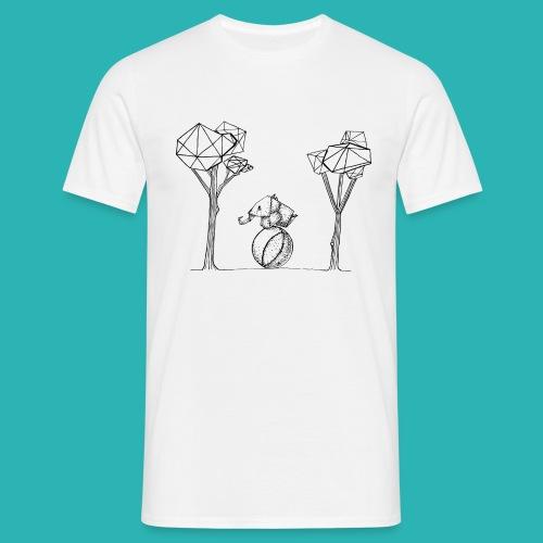 Rotolare_o_capitombolare-01-png - Maglietta da uomo