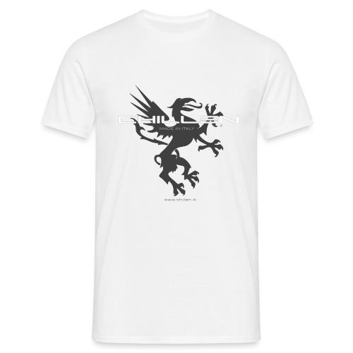 Chillen-1-dark - Men's T-Shirt