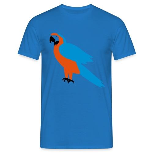 Parrot - Maglietta da uomo