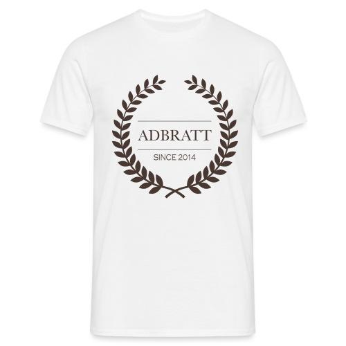 Adbratt - T-shirt herr