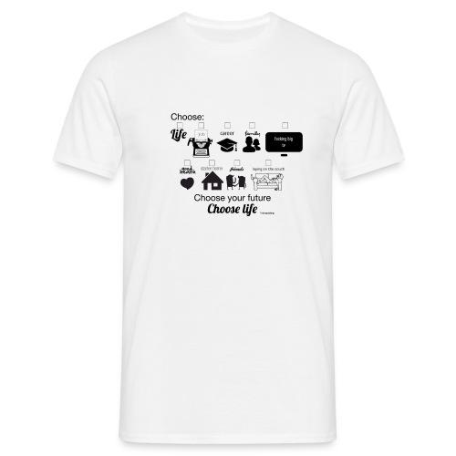trainspotting - Camiseta hombre
