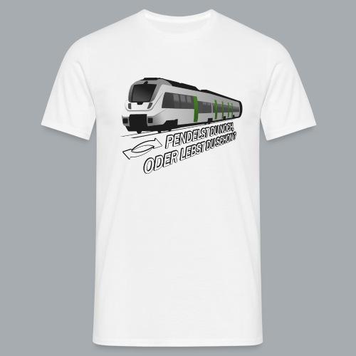 Pendeln - Männer T-Shirt