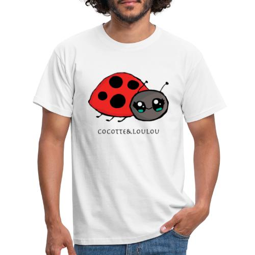 Pirouette la coccinelle - T-shirt Homme