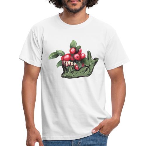 Skull Vegan - T-shirt Homme