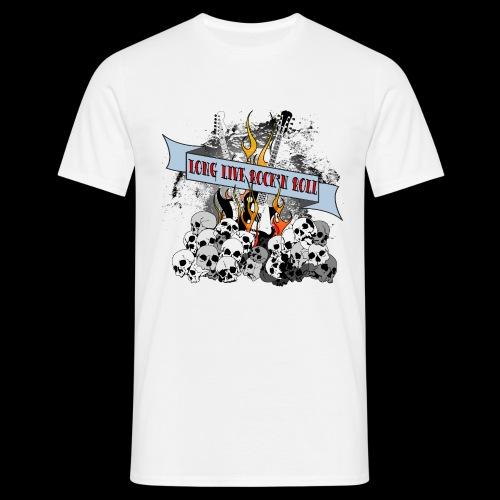 long live - T-shirt herr
