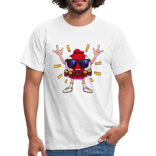Berlin Charite | Haemoglowberlin - Männer T-Shirt