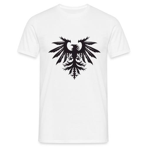 NEW Bird Logo Small - Men's T-Shirt