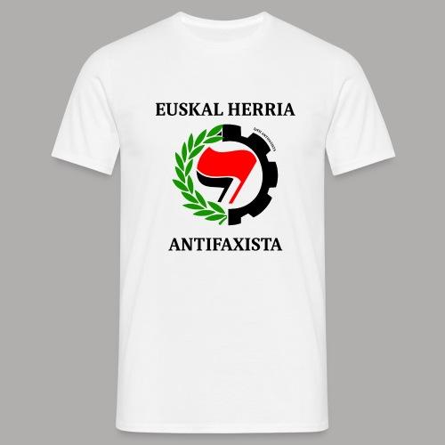 EH antifaxista pour fond clair - T-shirt Homme