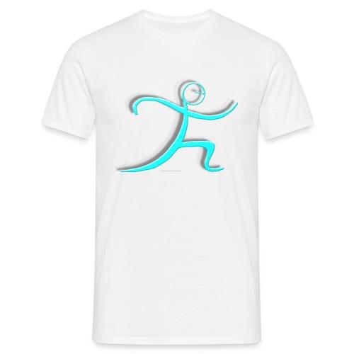 Tai Chi - einfache Peitsche - Männer T-Shirt