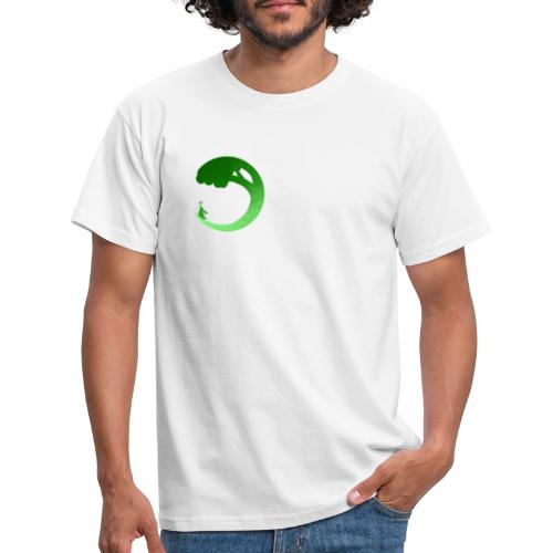 350 Aalborgs Logo - Herre-T-shirt