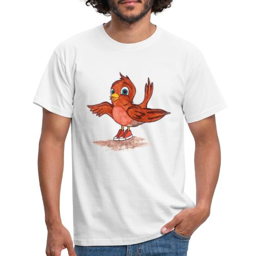 A bird - Maglietta da uomo
