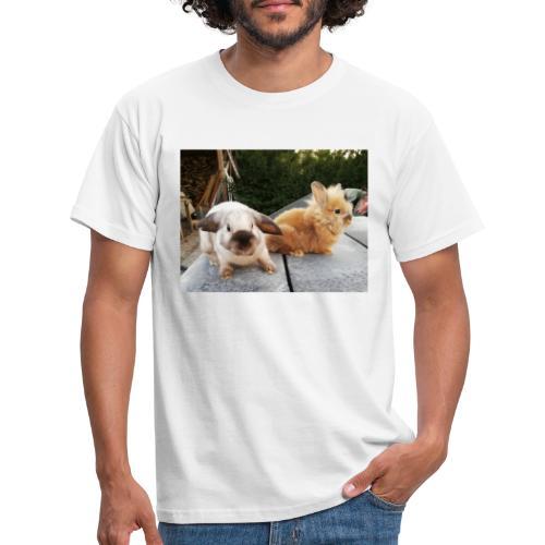 Nouche en Ninou - Mannen T-shirt