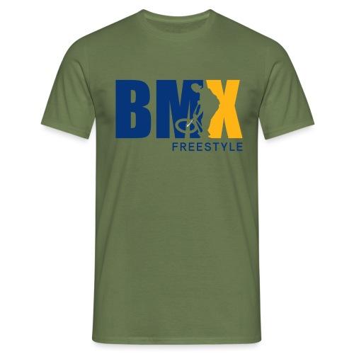 BMX Freestyle - Camiseta hombre