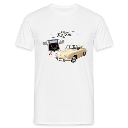 Dauphine Beige - T-shirt Homme