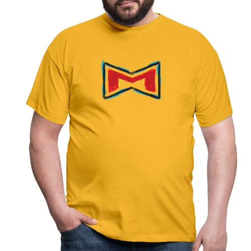 M Wear Painted - Men's T-Shirt